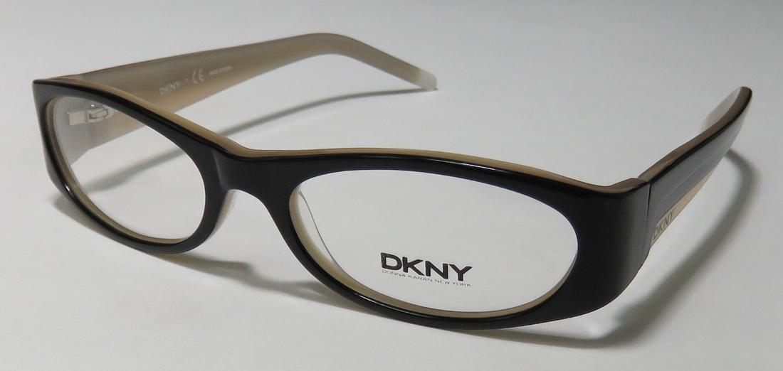 05710772de2fb DKNY 4578 TWO-TONE CASUAL VISION CARE STYLISH EYEGLASSES EYEWEAR ...